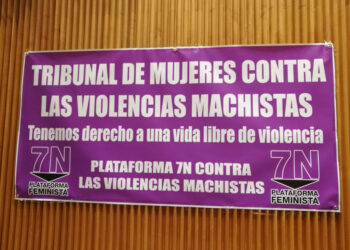 La Plataforma 7N denuncia que la puesta en marcha del pacto de estado contra la violencia de género llega tarde y mal