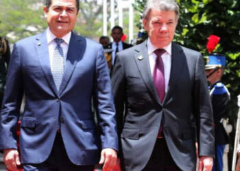 Incluso Human Rights Watch censura a Santos por reconocer a Juan Hernández como presidente de Honduras