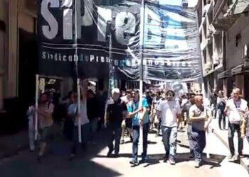 Argentina: Sindicato de Prensa de Buenos Aires (SiPreBA) denuncia la masiva agresión a los trabajadores de la comunicación