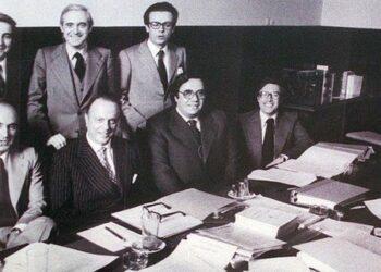 Los Padres de la Constitución de 1978: Antes y después de la Transición