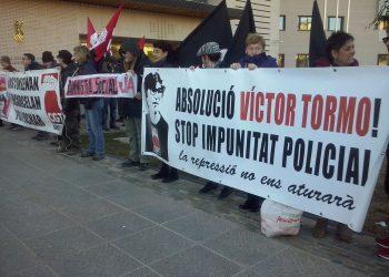 L'acusació retira els càrrecs i Víctor Tormo queda finalment absolt
