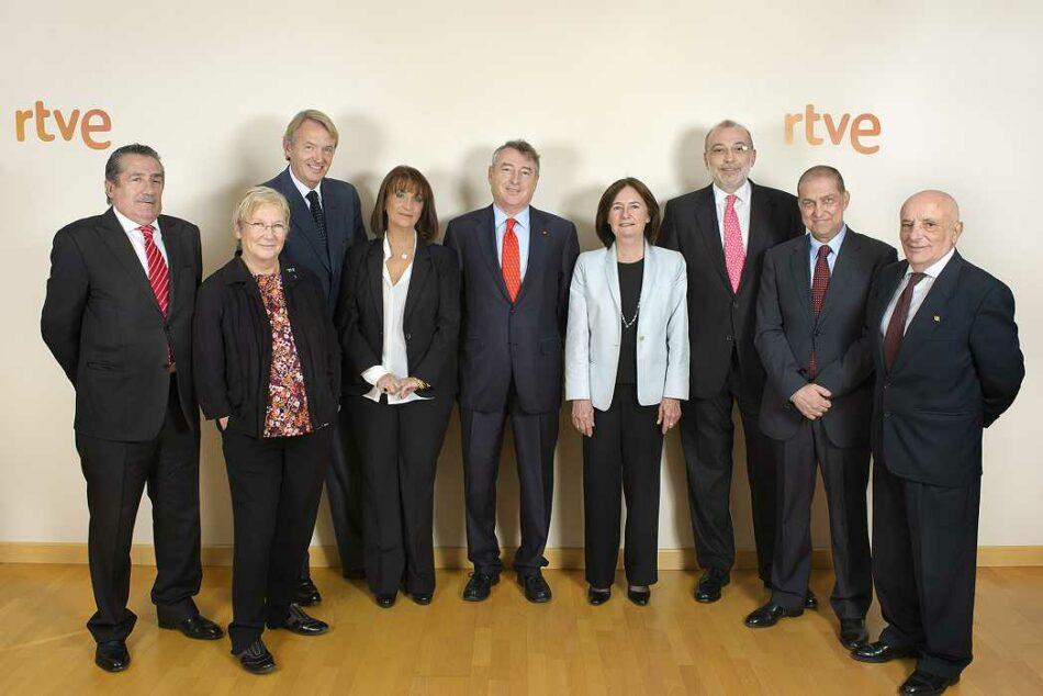 Unidos Podemos denuncia que no ha habido voluntad política para renovar el Consejo de Administración de RTVE