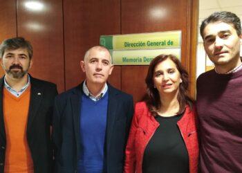 La Dirección General de la Memoria Democrática renueva su compromiso con la Ruta de Blas Infante