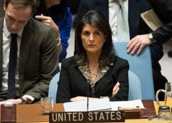 John Bolton: Cómo castigar y cancelar el financiamiento de la ONU por su posición sobre Jerusalén