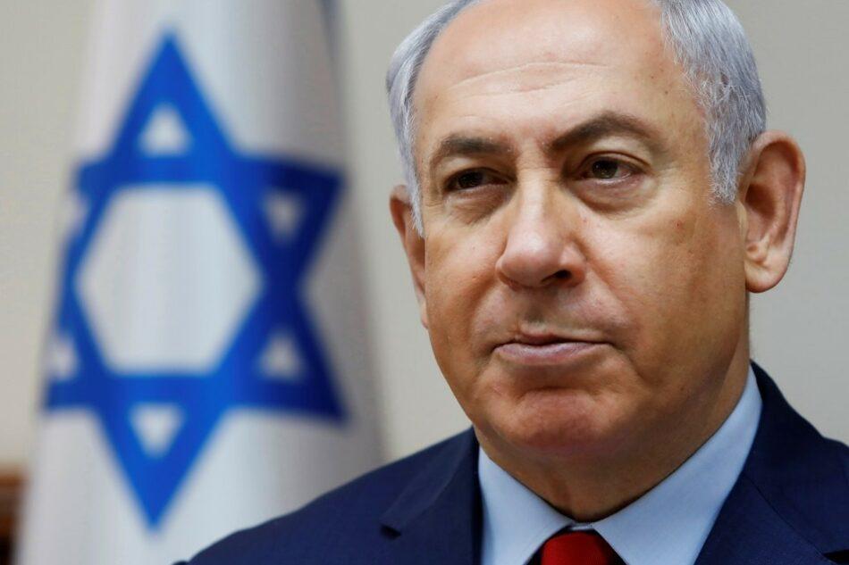 Petición de orden europea de detención y entrega contra Benjamin Netanyahu