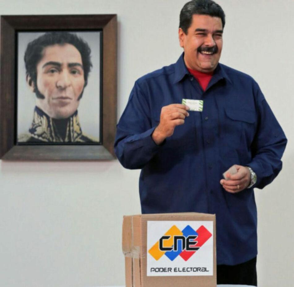 Triunfo Chavista en las elecciones municipales