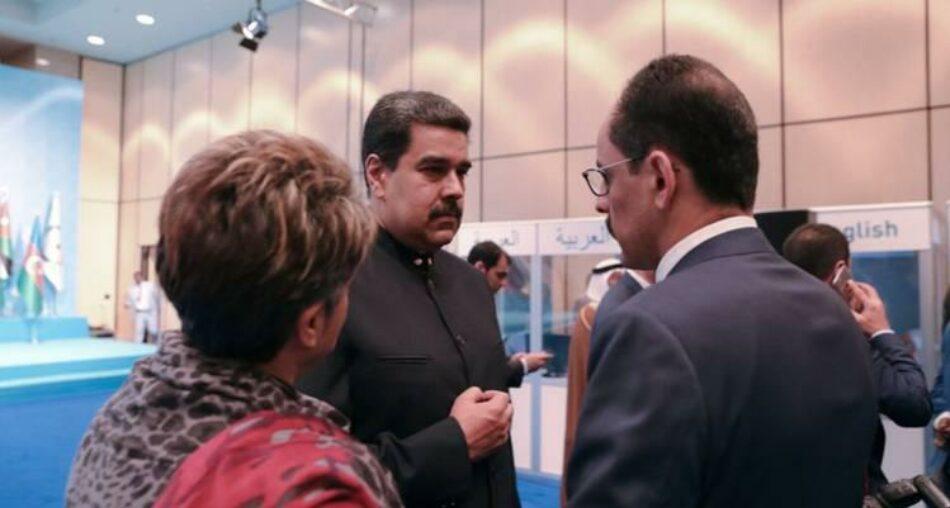 Presidente Maduro: Estados Unidos violenta todos los acuerdos internacionales