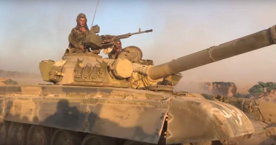 Ejército sirio limpia todo el Valle del Éufrates de la presencia del Daesh