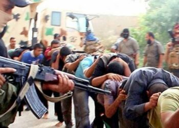 Iraq ejecuta a 38 terroristas del Daesh y Al Qaida