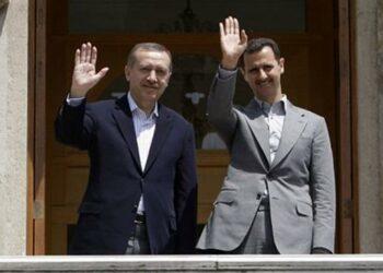 Putin promueve un encuentro entre Assad y Erdogan