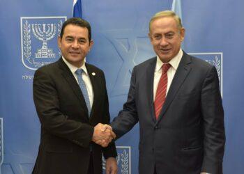Palestina condena decisión del presidente de Guatemala de trasladar la embajada en Israel a Al Quds