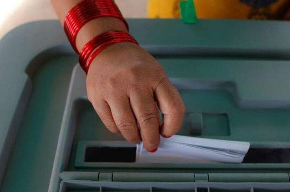 Comunistas obtienen aplastante victoria en elecciones en Nepal