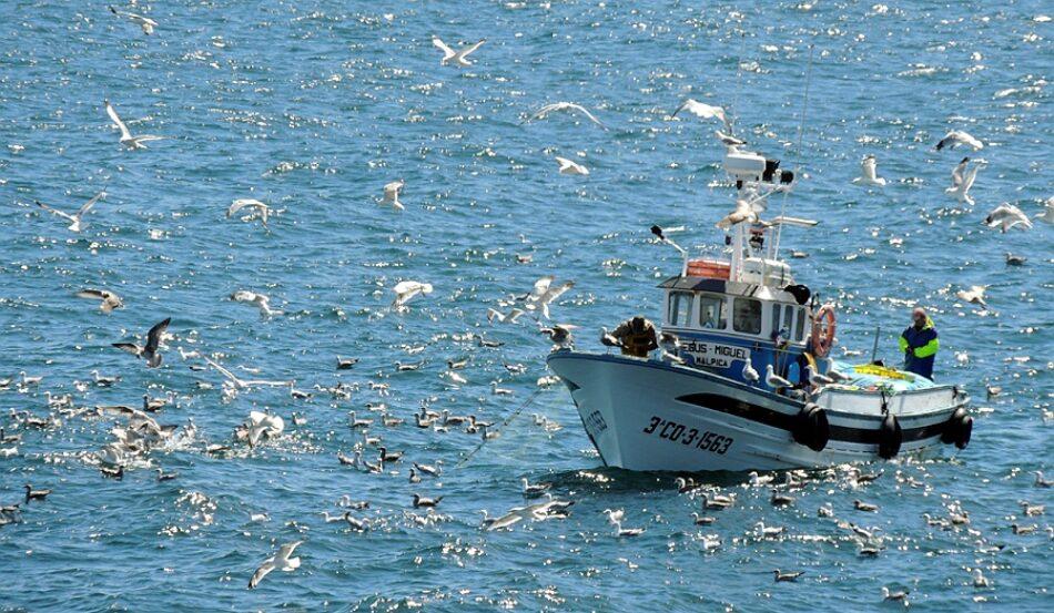 Compromiso por Galicia alerta da perda de postos de traballo no sector da pesca