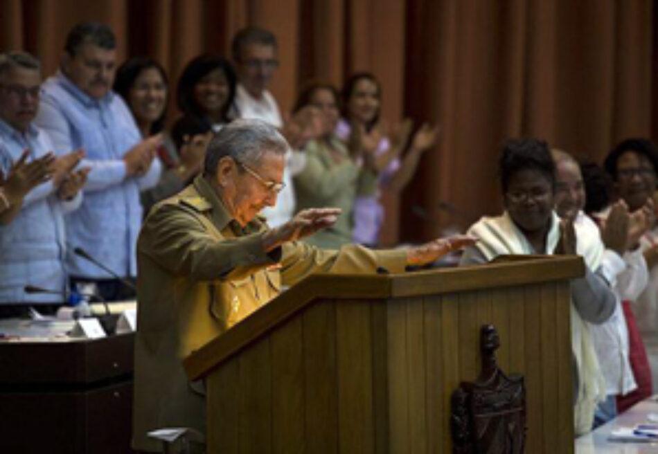 Raúl Castro: `En 2018 Cuba tendrá nueva presidencia y seguirá libre e independiente´