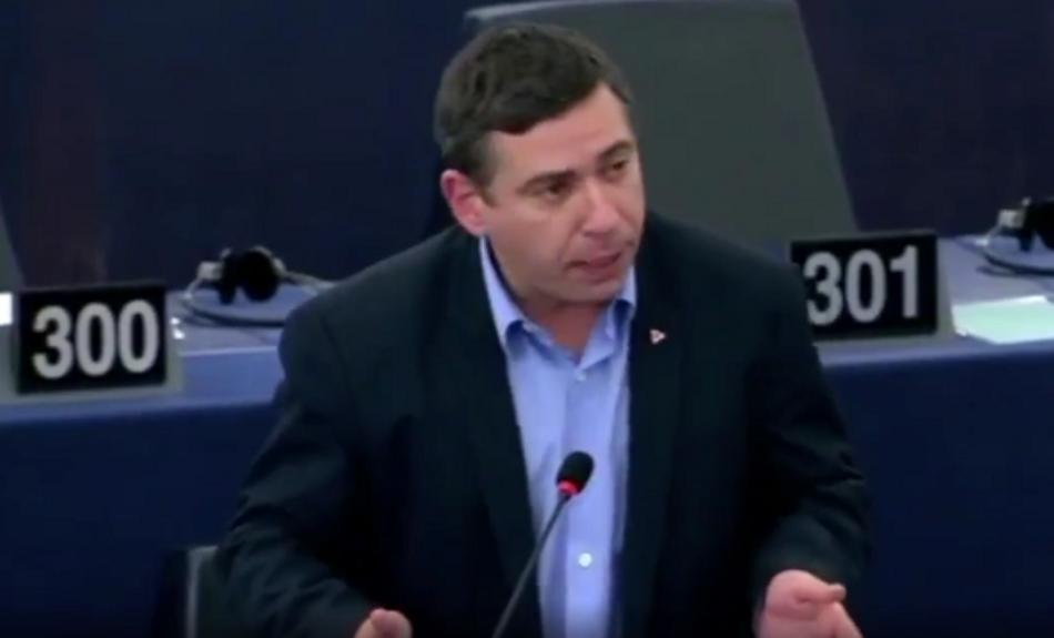 """Couso: """"La nueva Defensa europea no será independiente de la OTAN y va camino de ser un 'bluf' como el Eurocuerpo"""""""