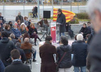 """Xavier Domènech crida a """"convèncer el milió d'indecisos"""" que Catalunya en Comú – Podem té """"la clau"""" del desbloqueig"""