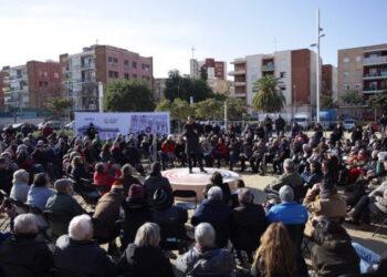 """Xavier Domènech: """"Ni Montoro ni el Tribunal Constitucional poden ser excuses per no fer política per a la gent, ho estem demostrant a Barcelona"""""""
