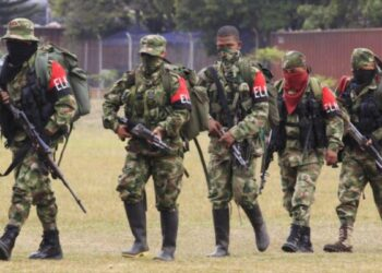 Ejército de Colombia abate a un Comandante del ELN