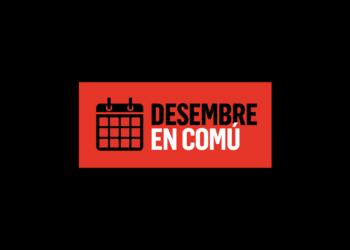 Resum desembre 2017: Barcelona en Comú