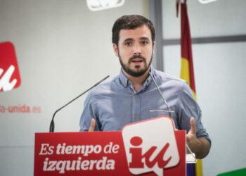 """Garzón hace un llamamiento por la Unidad Popular """"reduciendo la incertidumbre y sin esperar al último momento"""" para responder a quienes """"imponen la normalización de la precariedad vital"""""""