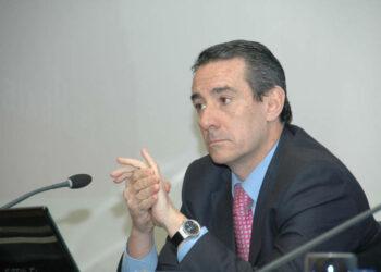 El director general de CaixaBank, Juan Antonio Alcaraz, asegura que «los desahucios son una leyenda urbana»