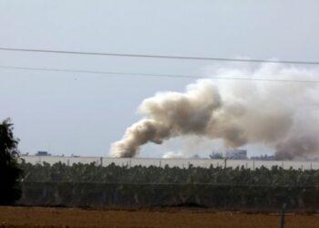 Israel ataca más posiciones de Hamas en Franja de Gaza