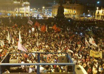 Perú. Miles de ciudadanos vuelven a rechazar el indulto a Fujimori y piden la vacancia de PPK