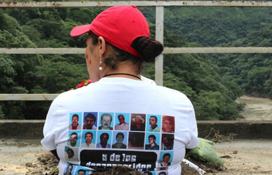 Colombia. 62 masacres en los 12 municipios donde se desarrolla el proyecto hidroeléctrico Hidroituango