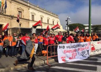 Los Reyes Magos traen huelga en la gestión telefónica del 112 y 061, a las 0 horas comienza el último de los períodos convocados durante estas fiestas