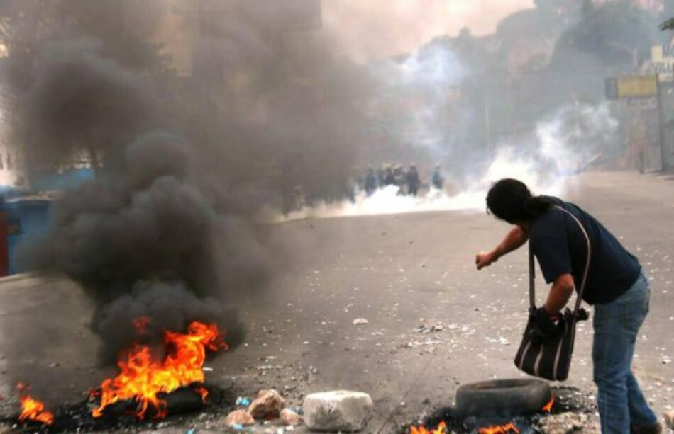 Honduras. Éxito y luto en primer día de Paro Nacional contra la dictadura