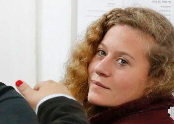 ¡Libertad para la joven palestina Ahed Tamimi!