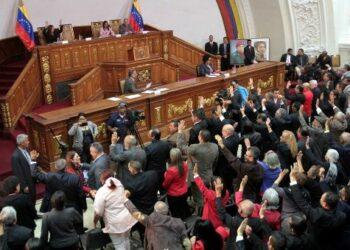 ANC venezolana convoca a presidenciales para primer cuatrimestre del año