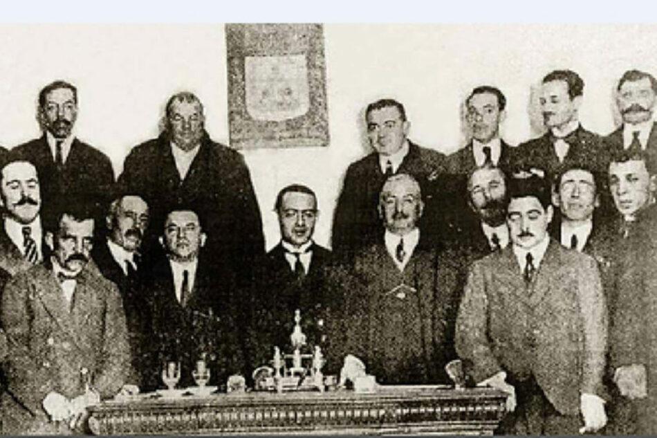 Podemos Andalucía pide conmemorar, de forma oficial, los 100 años de la Asamblea de Ronda (Málaga), origen de la bandera, himno y escudo de Andalucía