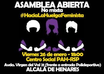 #HaciaLaHuelgaFeminista: la propuesta del movimiento feminista estatal para el 8 de marzo