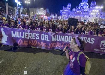 Izquierda Unida se suma a la Huelga Feminista del próximo 8 de Marzo