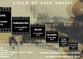 Ciclo de cine social en Rivas