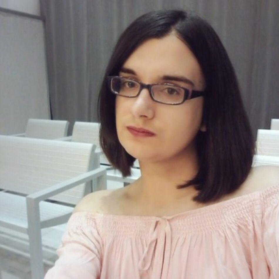 """La Plataforma Trans recibe con estupor que el Ministerio Público llame """"pseudónimo"""" al nombre de Cassandra Vera"""