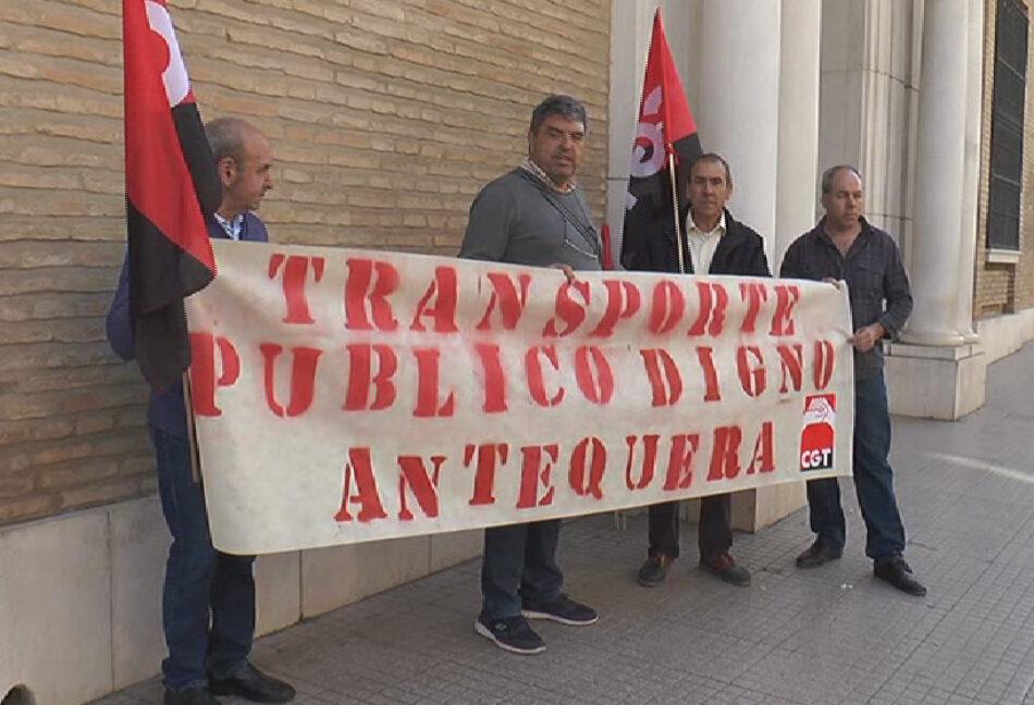 Día clave para la solución del conflicto en el transporte urbano de Antequera