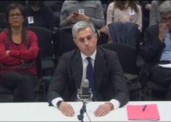 Ricardo Costa confirma que el PP es una organización criminal