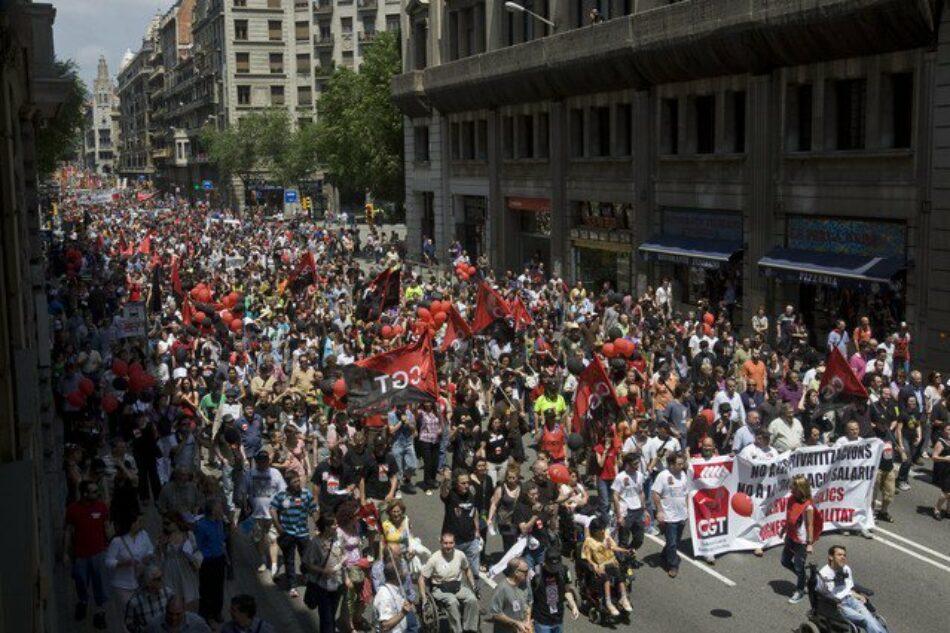 CGT convoca Huelga General de 24 horas para el 8 de marzo