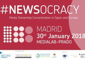 Debate sobre regulación de la propiedad de los medios: 'Newsocracy'