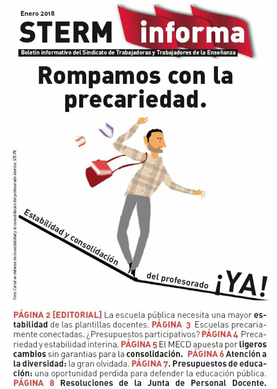 Denuncian la falta de profesorado en los centros educativos en la Región de Murcia