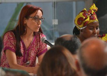 """IU denuncia el """"silencio cómplice"""" de la UE y del Gobierno ante el juicio en Marruecos a Helena Maleno"""