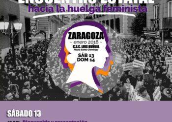 Este fin de semana se celebran los #EncuentrosEstatales8M para «seguir construyendo la Huelga Feminista»