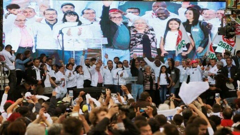 FARC pide salvar diálogo entre Gobierno colombiano y ELN