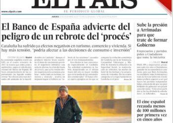 """Triste comportamiento del diario """"El País"""" en una rectificación por imperativo judicial"""