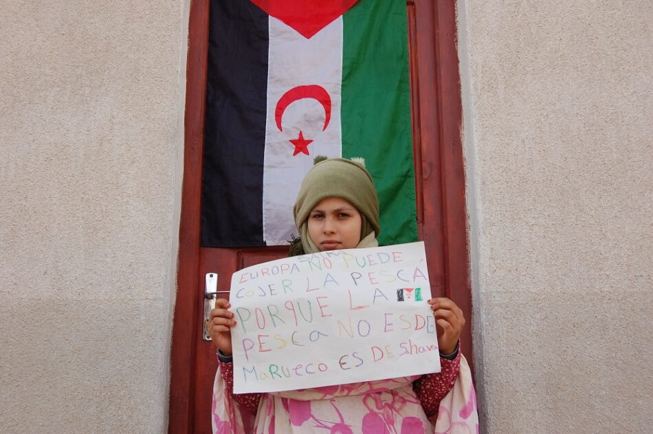 """IU exige a la UE """"escuchar"""" al TJUE y """"revisar"""" todos sus acuerdos comerciales con Marruecos para """"acabar con el expolio"""" al pueblo saharaui"""