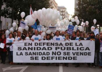 Llaman a toda la provincia de León a convertirse en una Marea Blanca incontenible el próximo 20 de Enero