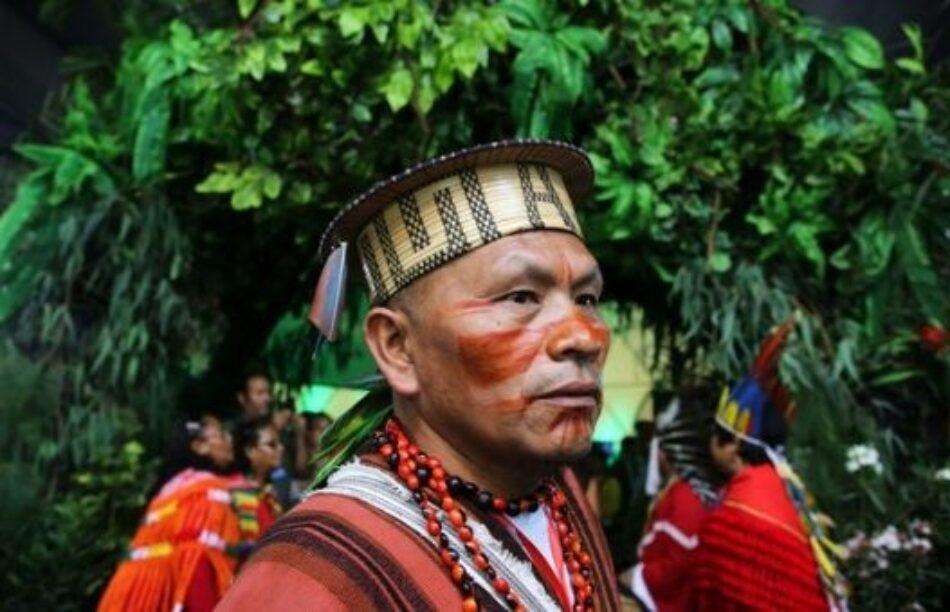 En Perú aprueban ley que pone en peligro a pueblos indígenas