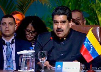 Maduro alerta que gobiernos de EEUU, Colombia y España pretenden sabotear elecciones presidenciales